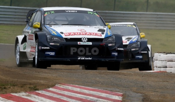 Volkswagen Team Sweden ready for Buxtehude, Germany