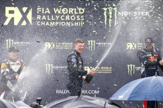Victory in the World Championship opener for Volkswagen Team Sweden