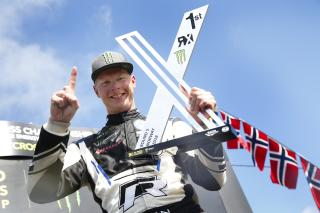 Historisk Kristoffersson dominerade totalt i Hell